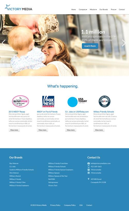 VMI_Website_Home